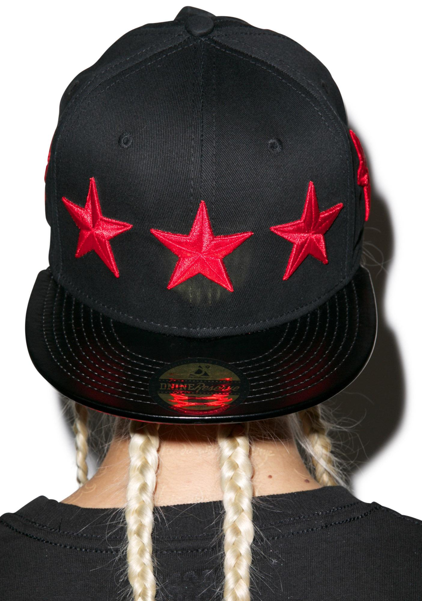 D9 Reserve Crown of Stars Cap