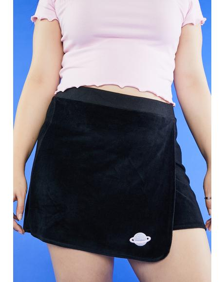 Duh No Boys Allowed Tennis Skirt