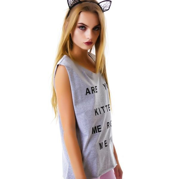 Get It Meow Muscle Tee