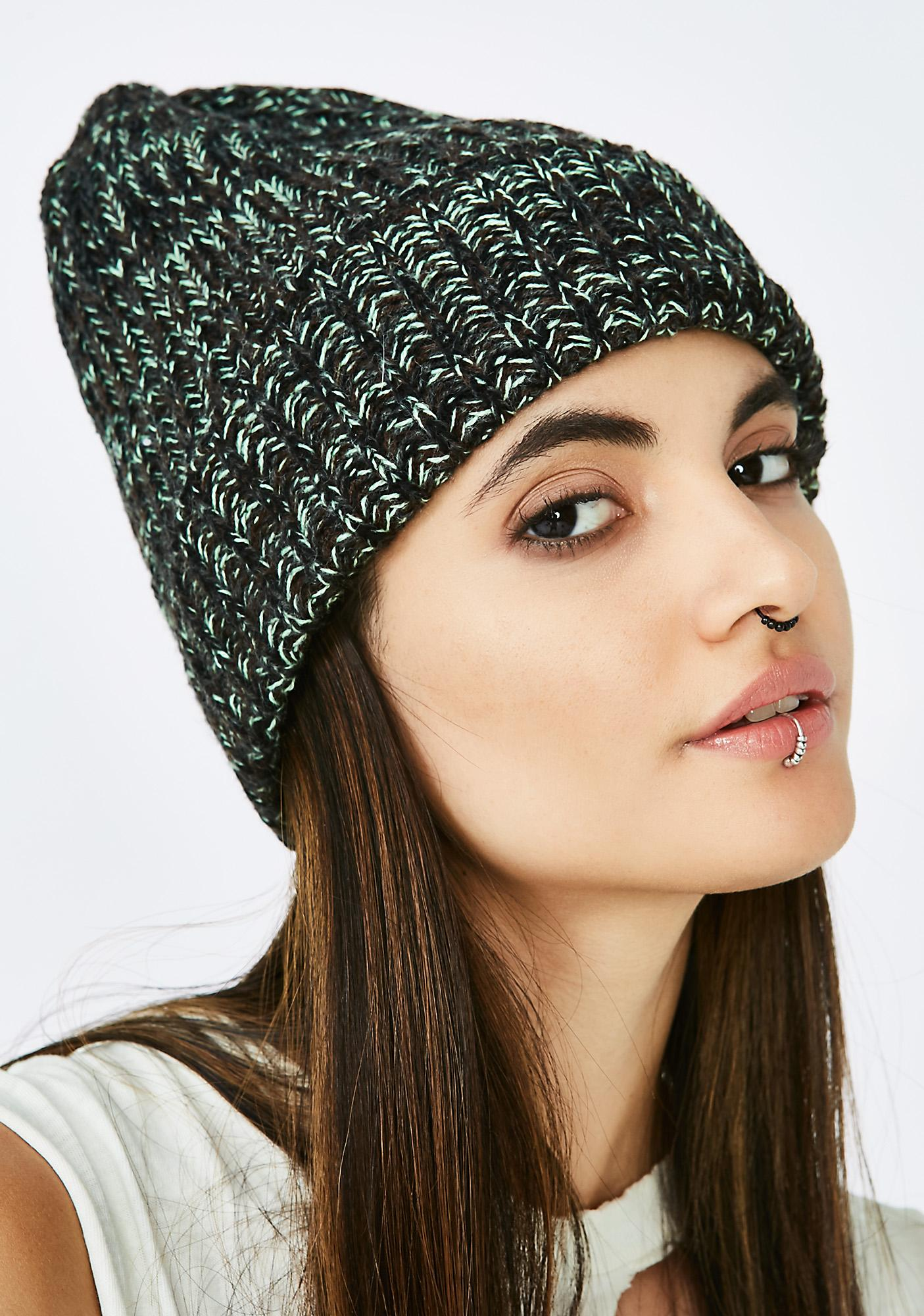 Mint Condition Knit Beanie