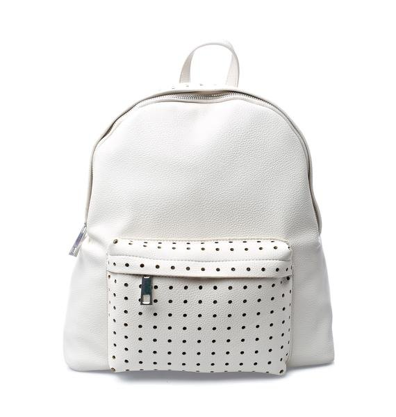 Sandstone Perforated Backpack