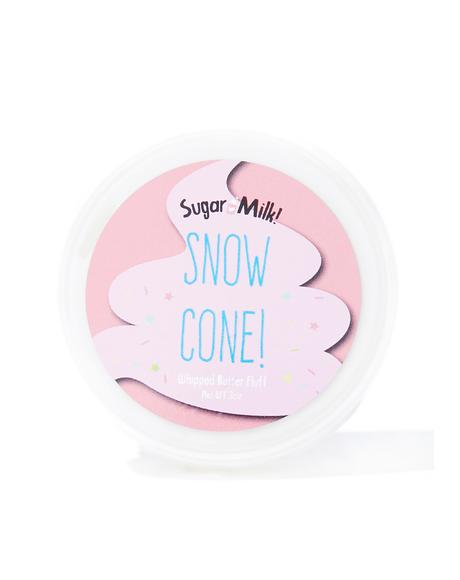 Snow Cone Whipped Body Butter