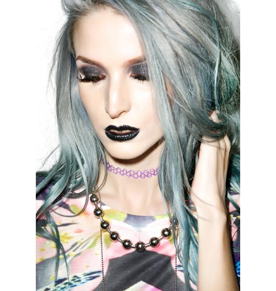 Mermaid Tattoo Choker