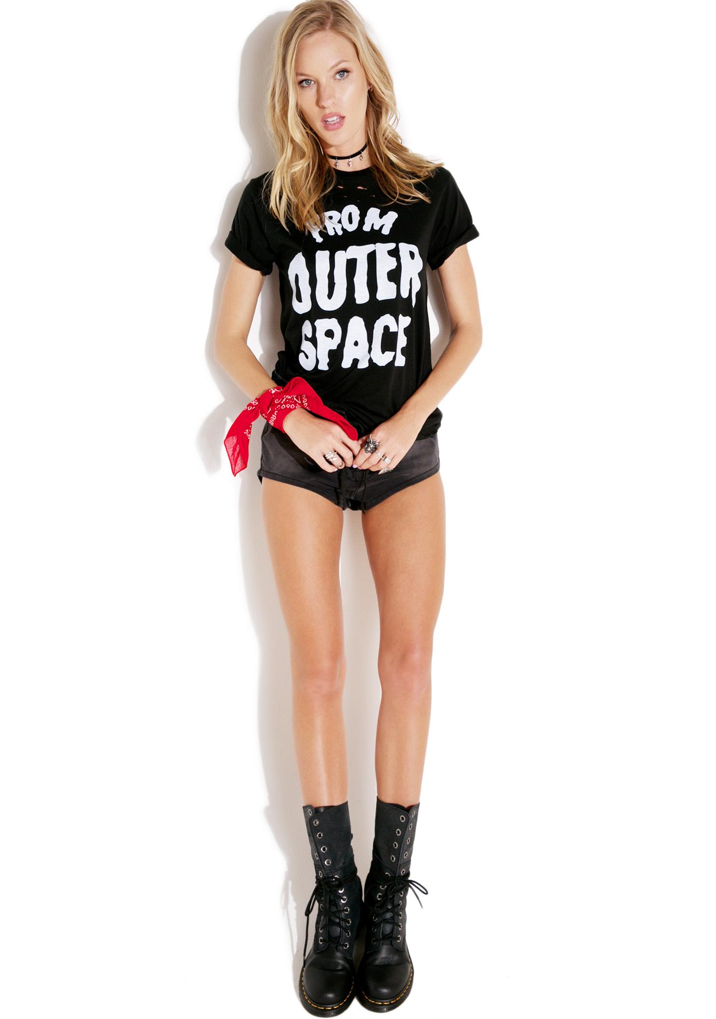 Local Boogeyman From Outer Space Tee