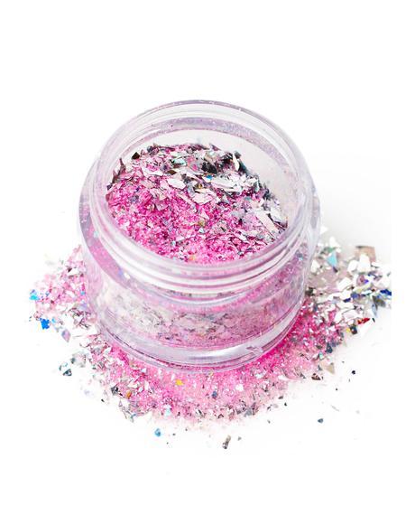 Pink Pegasus Cosmetic Glitter