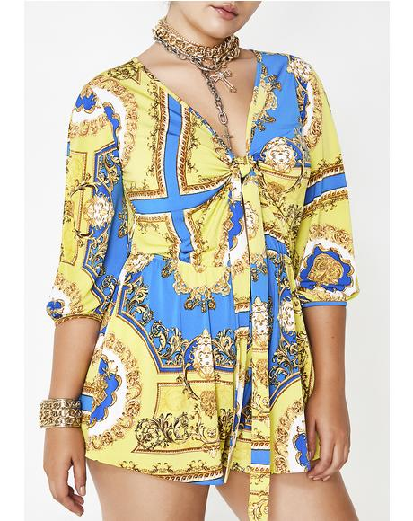 House Of Fab Romper