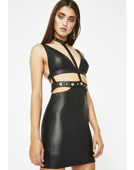 Wicked Vixen Choker Dress