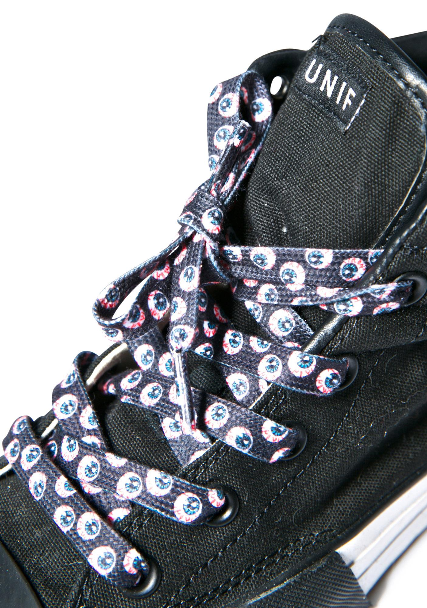 Eyein' U Up Shoe Laces