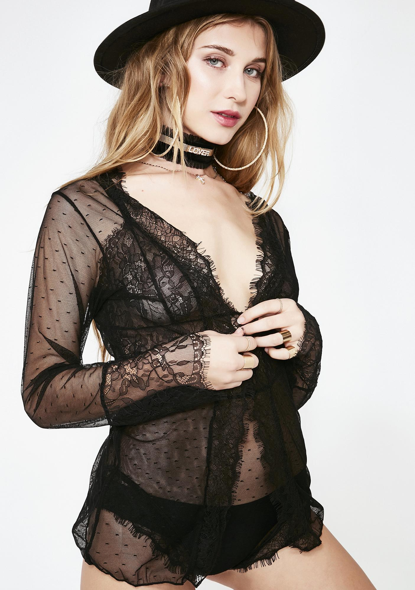 Down For You Mesh Set