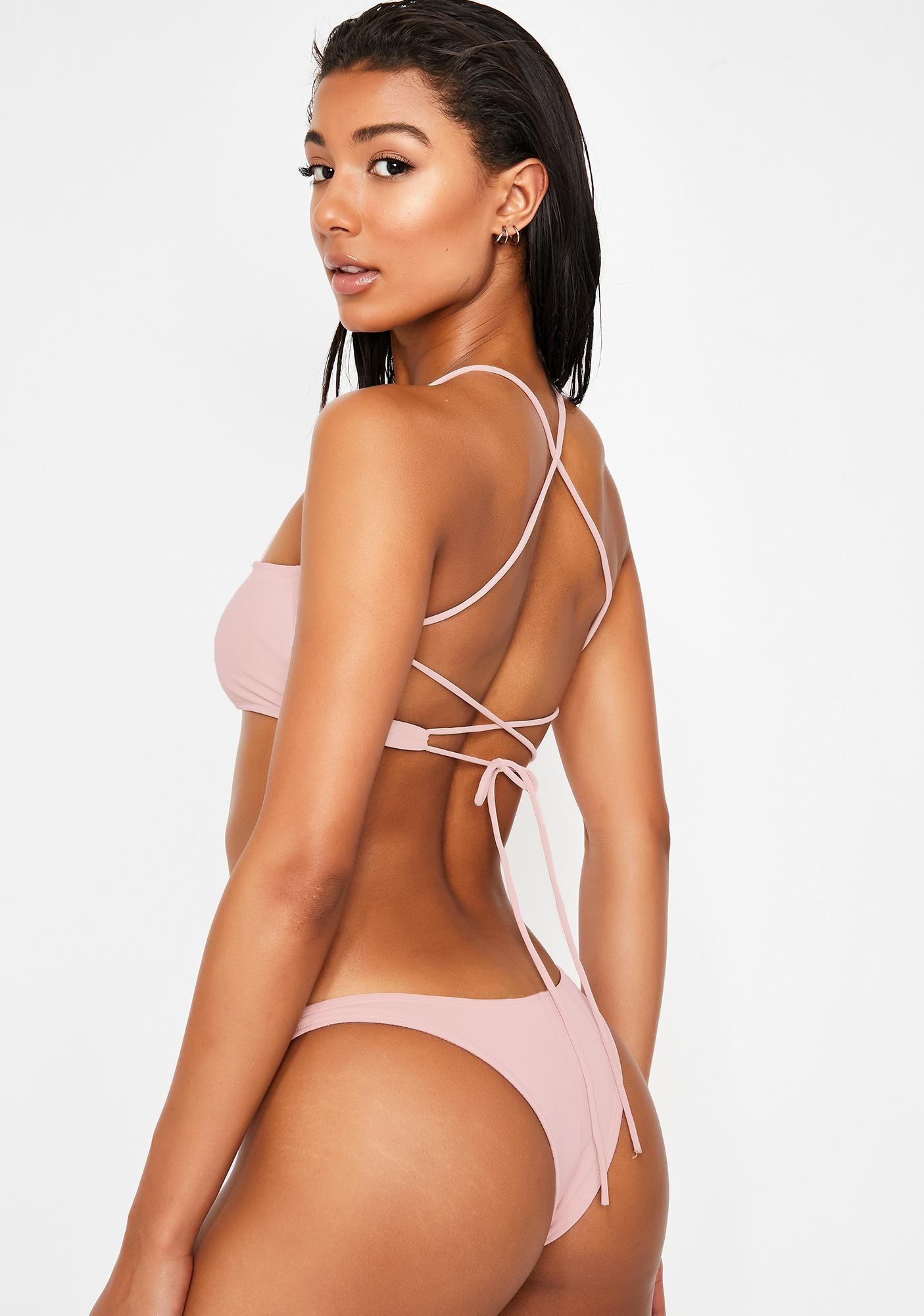 Pleasure Splash Bikini Set