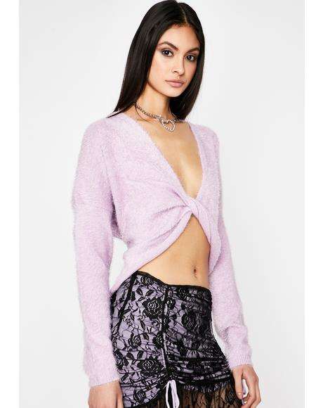 Chilly Candy Knit Sweater