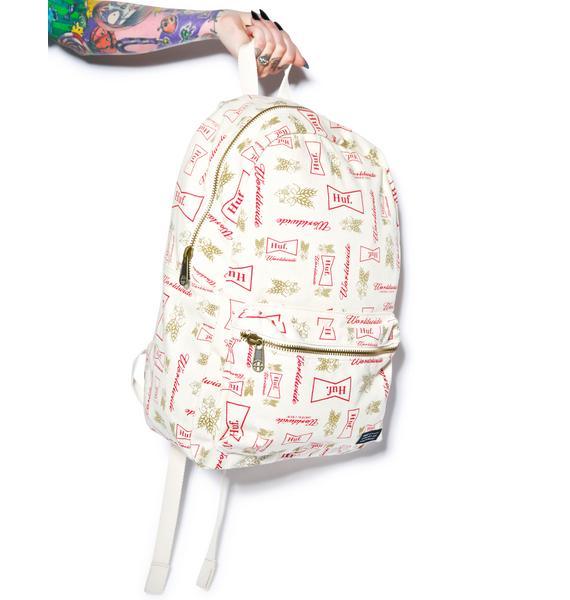 HUF Drink Up Weekend Backpack