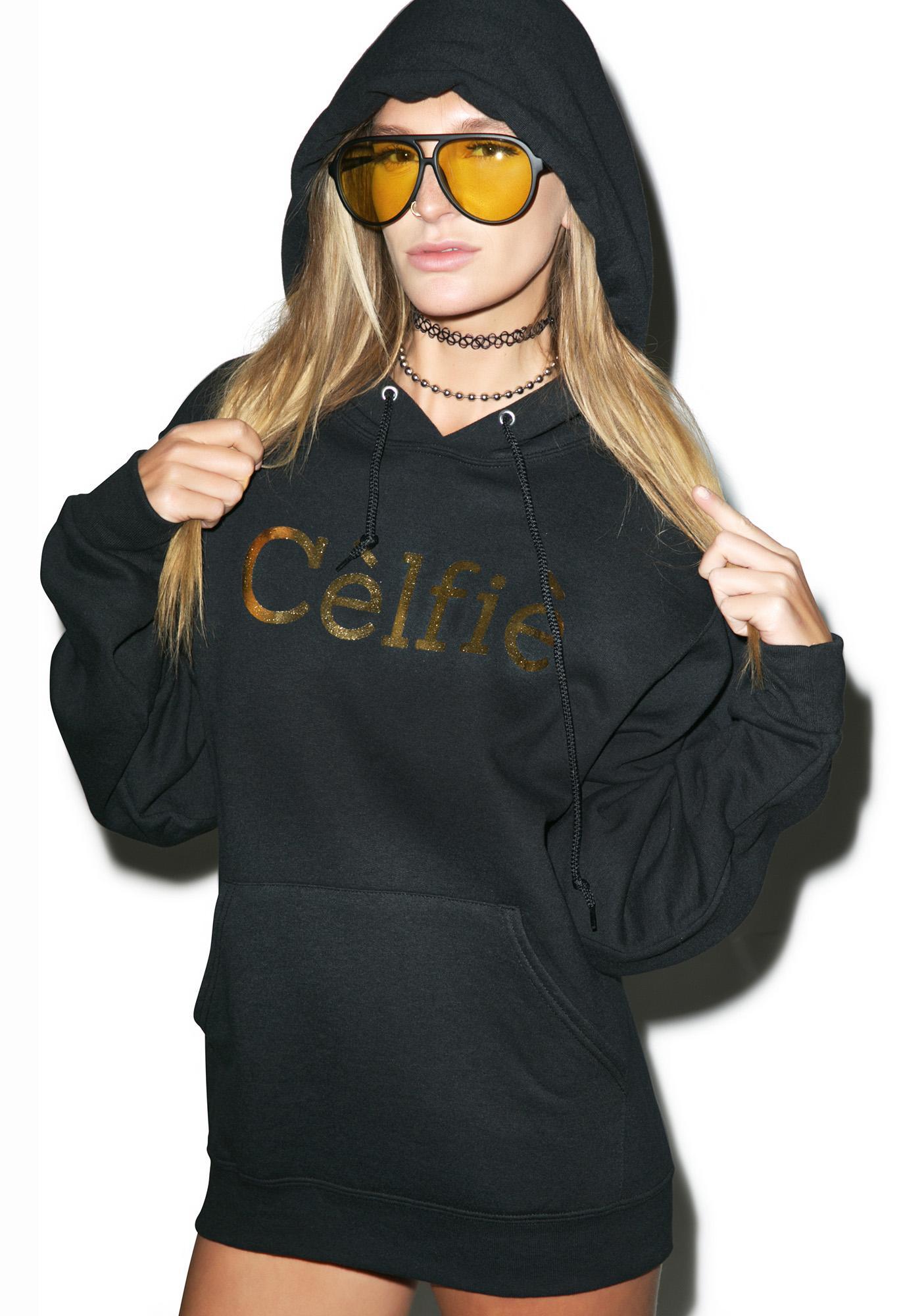Reason Celfie Hoodie