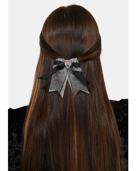 Ouija Hair Bow