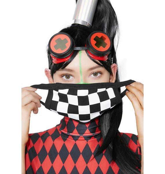 MeYouVersusLife Checker Mask