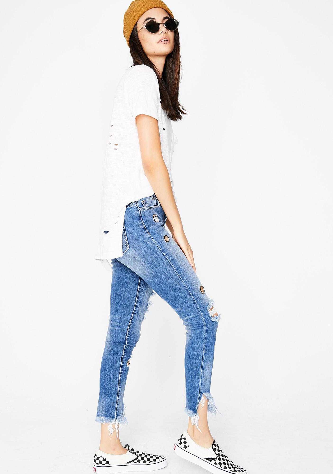 Dozed Off Denim Jeans