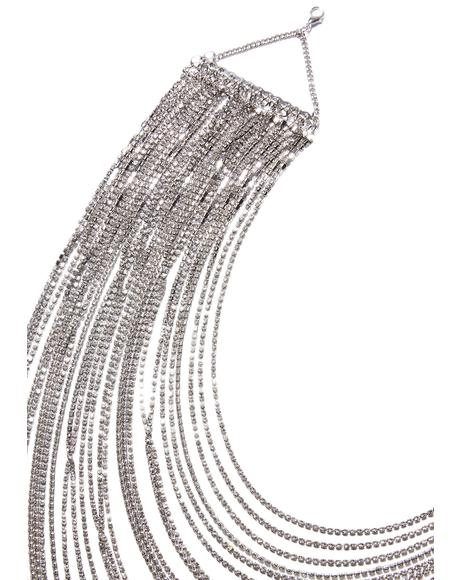 Glam Rockin' Layered Necklace Set