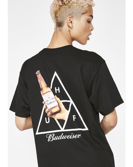 x Budweiser Cheers Tee