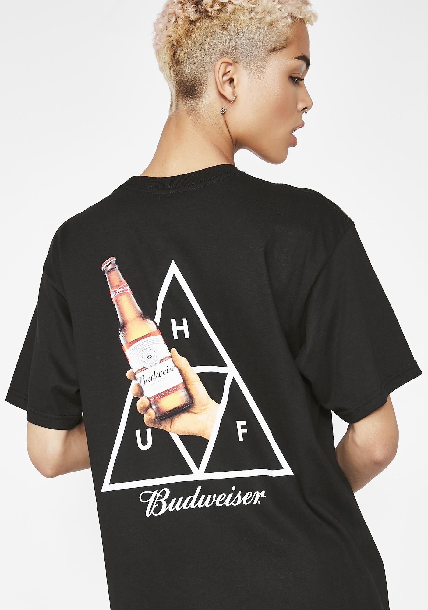HUF x Budweiser Cheers Tee