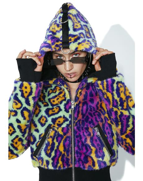 Le Freak Acid Dreamz Fur Bomber