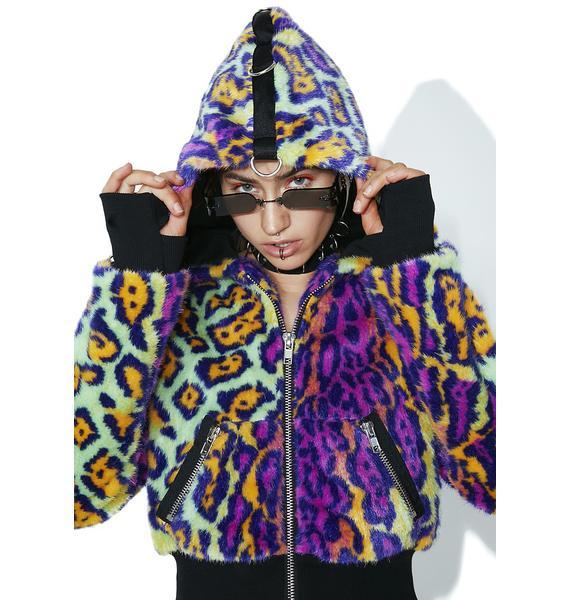 Club Exx Le Freak Acid Dreamz Fur Bomber