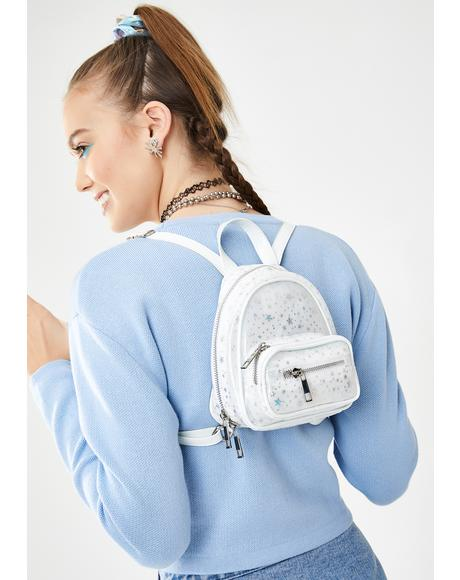 Milky Twilight Mini Backpack