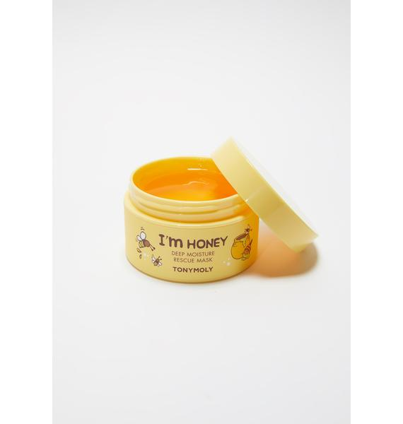 TONYMOLY I'm Honey Deep Moisture Rescue Mask