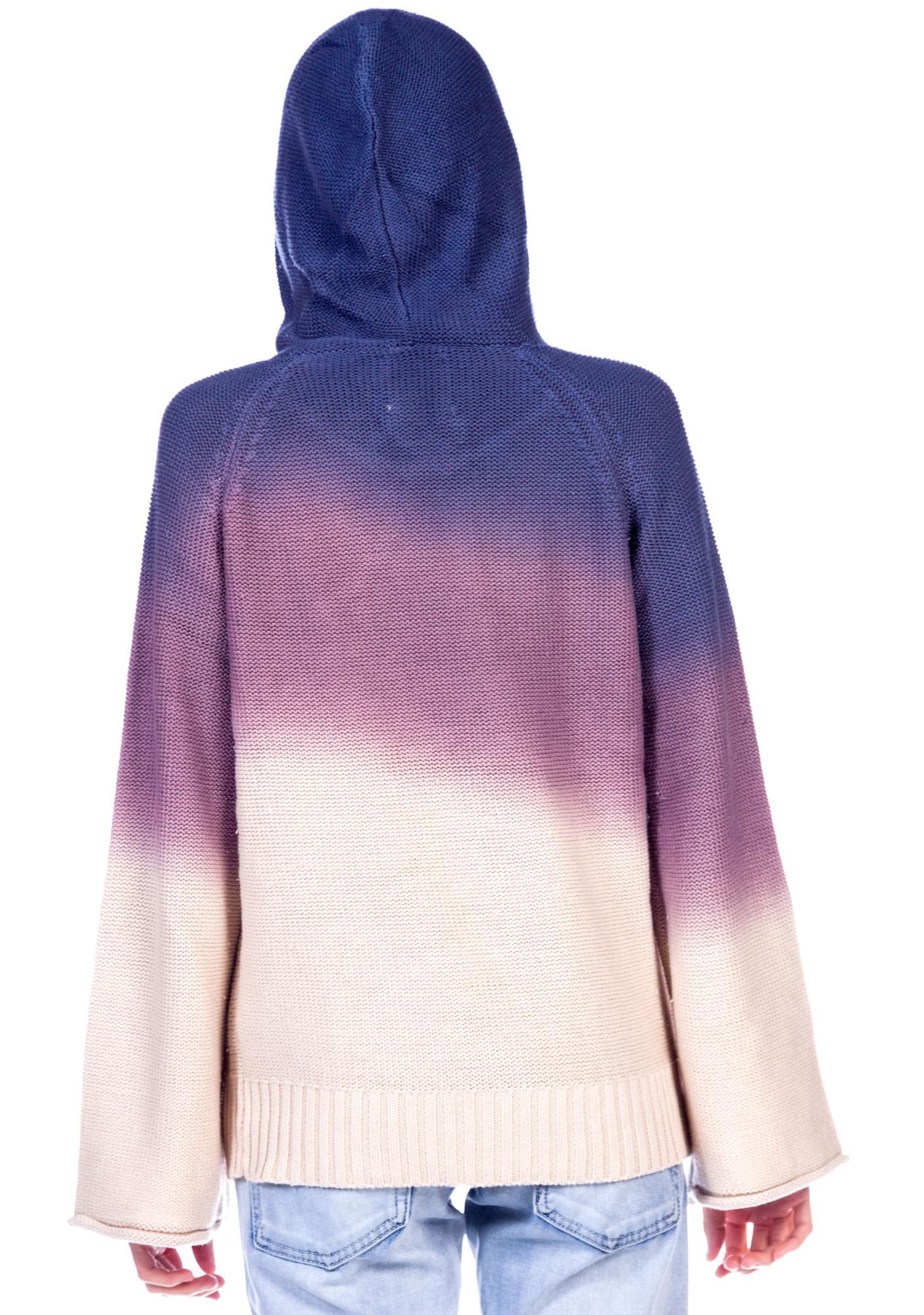 Chaser Dip Dye Pullover Hoodie