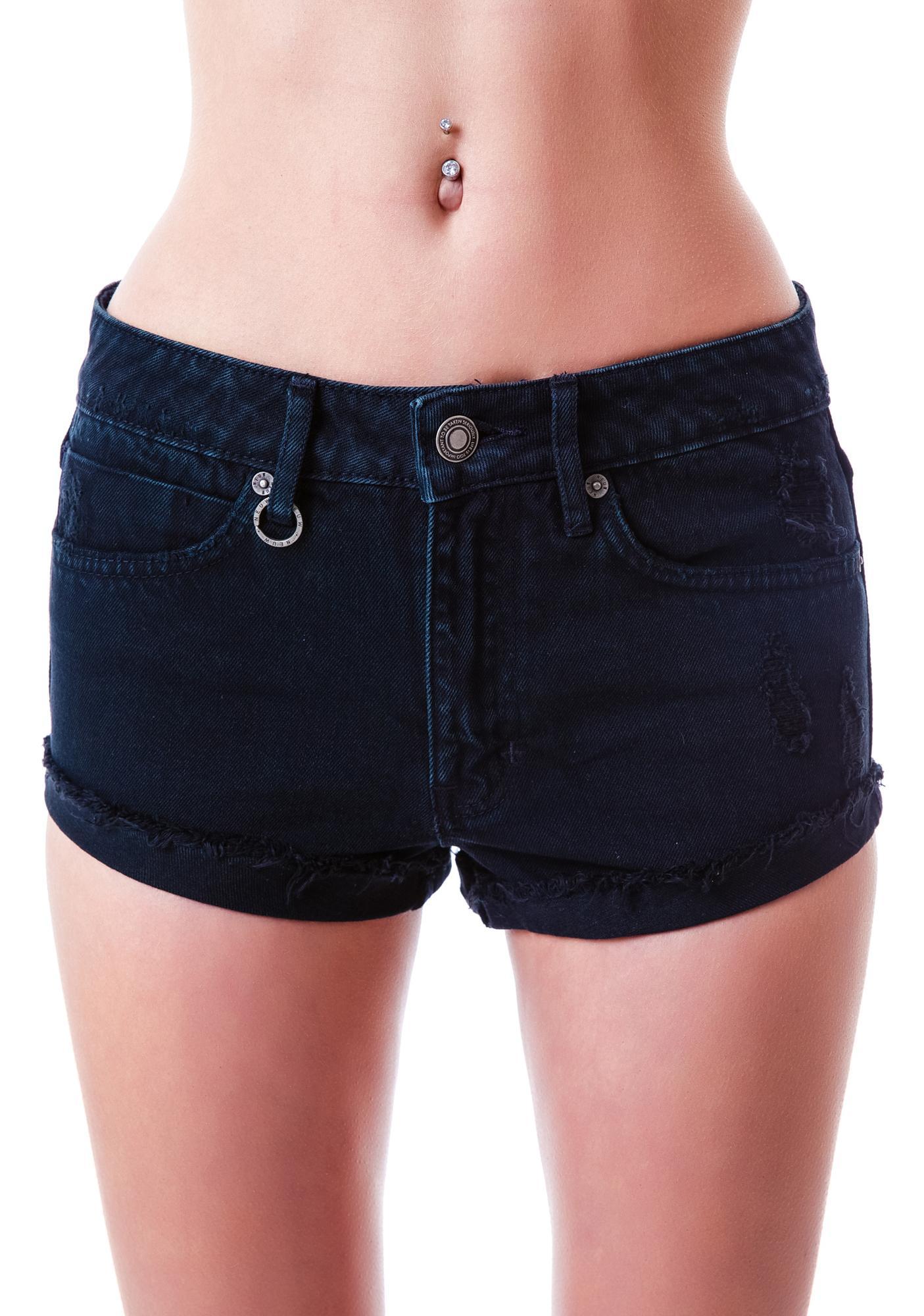 Neuw Vintage Cheeky Shorts