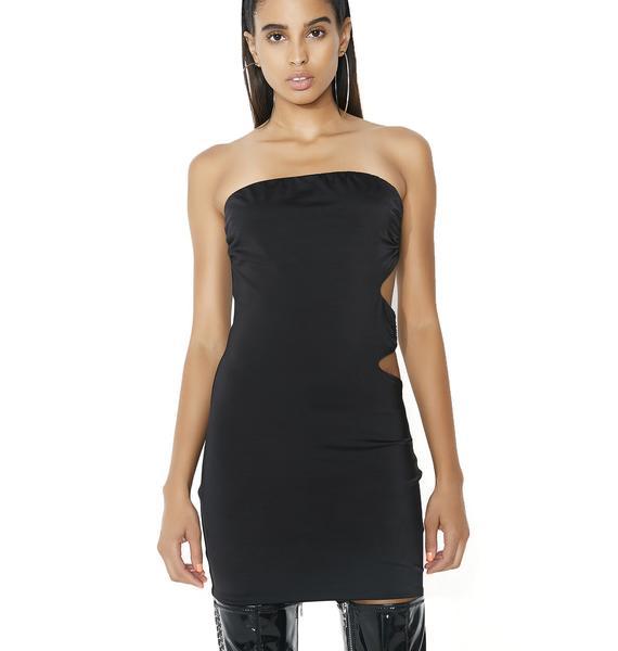 Freakum Cut-Out Bodycon Dress