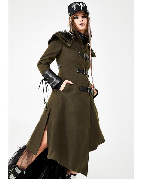 Madman Release Trench Coat