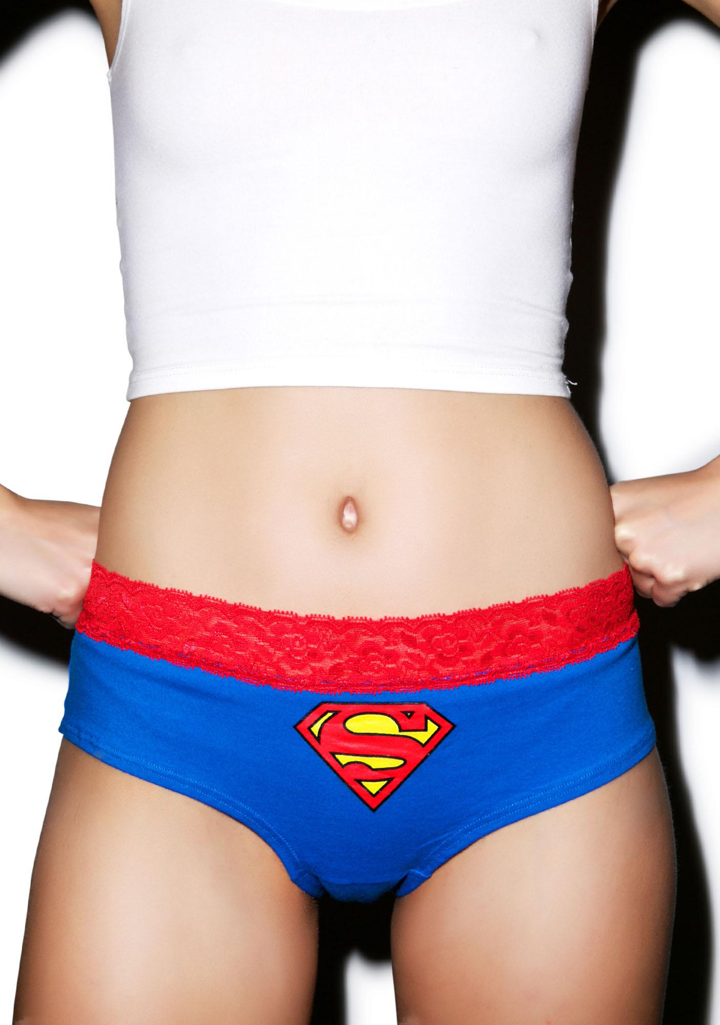 Undergirl Super Girl 3 Pack Underwear