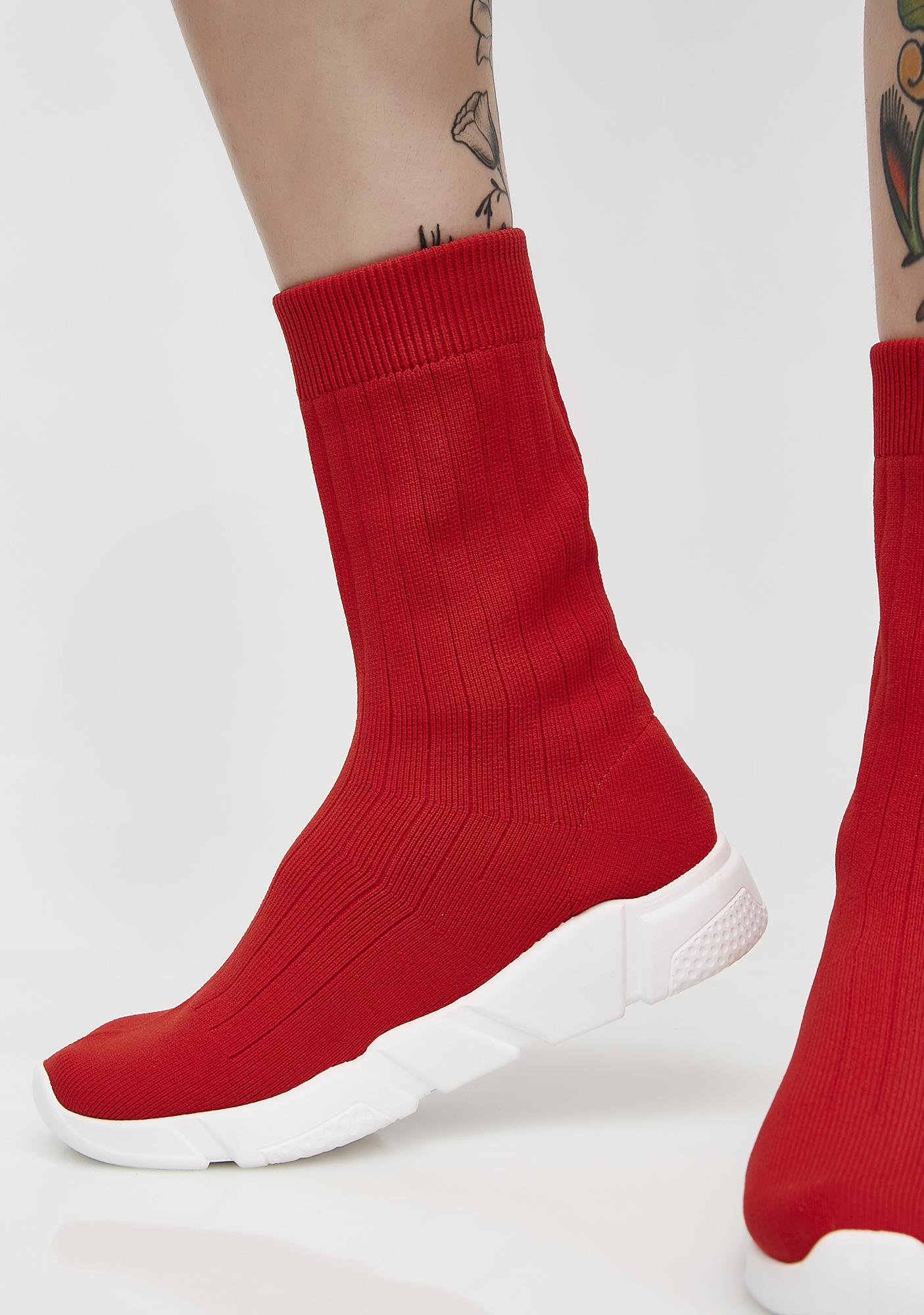 Player For Lyfe Sock Sneakers