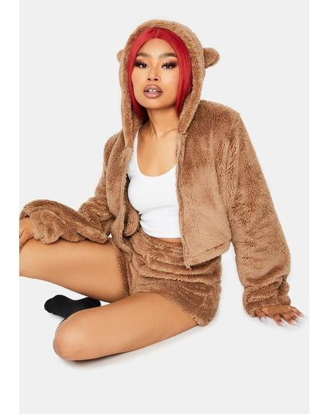 Soft Soul Teddy Jacket