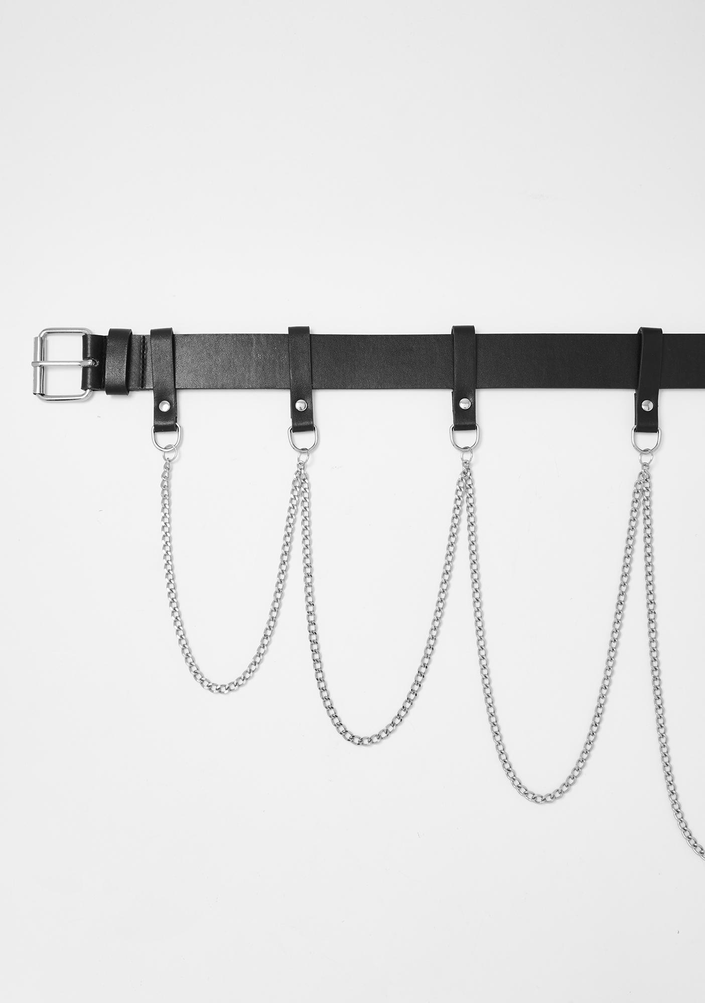 Over N' Over Again Chain Belt