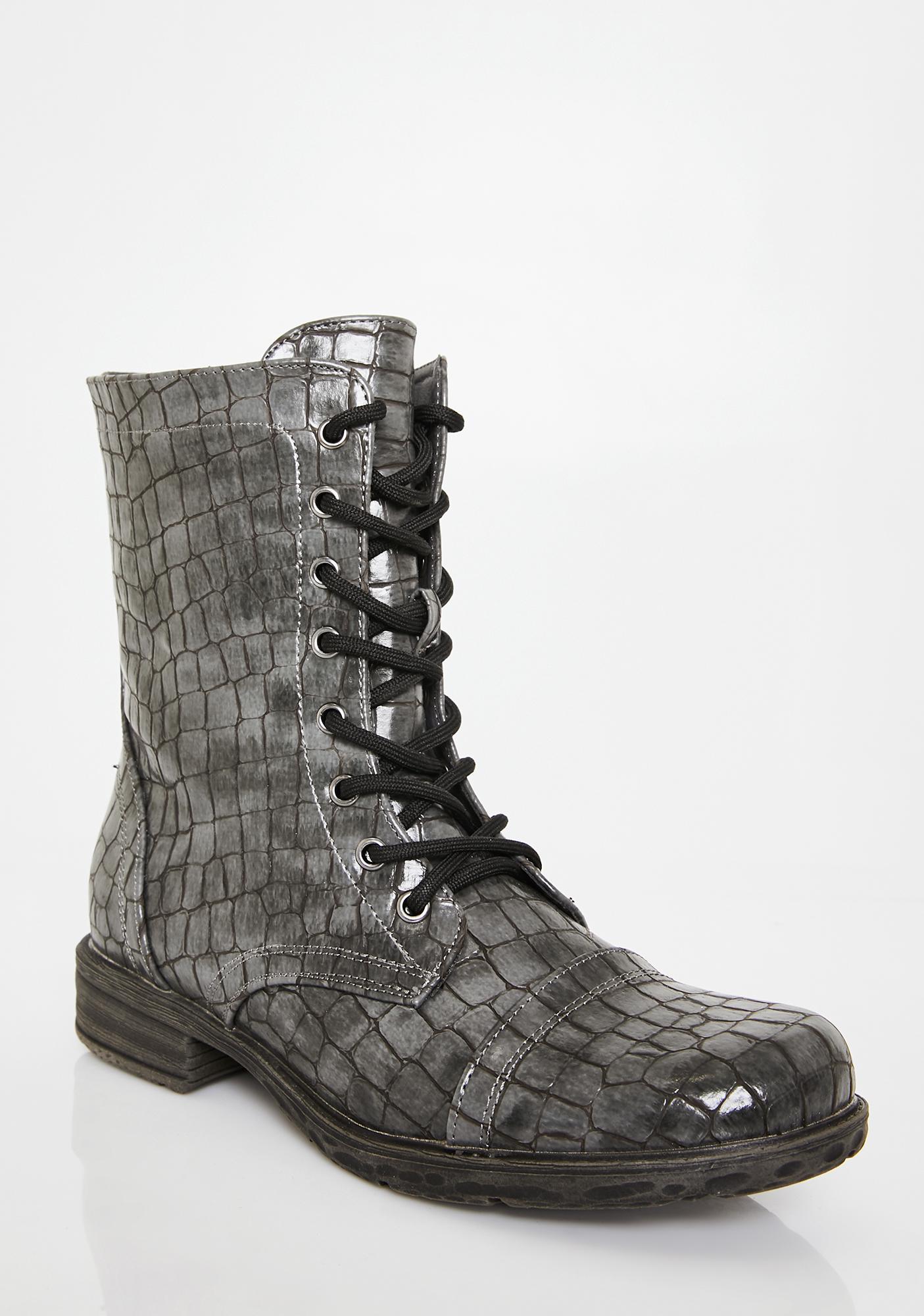 Volatile Shoes Underground Boots