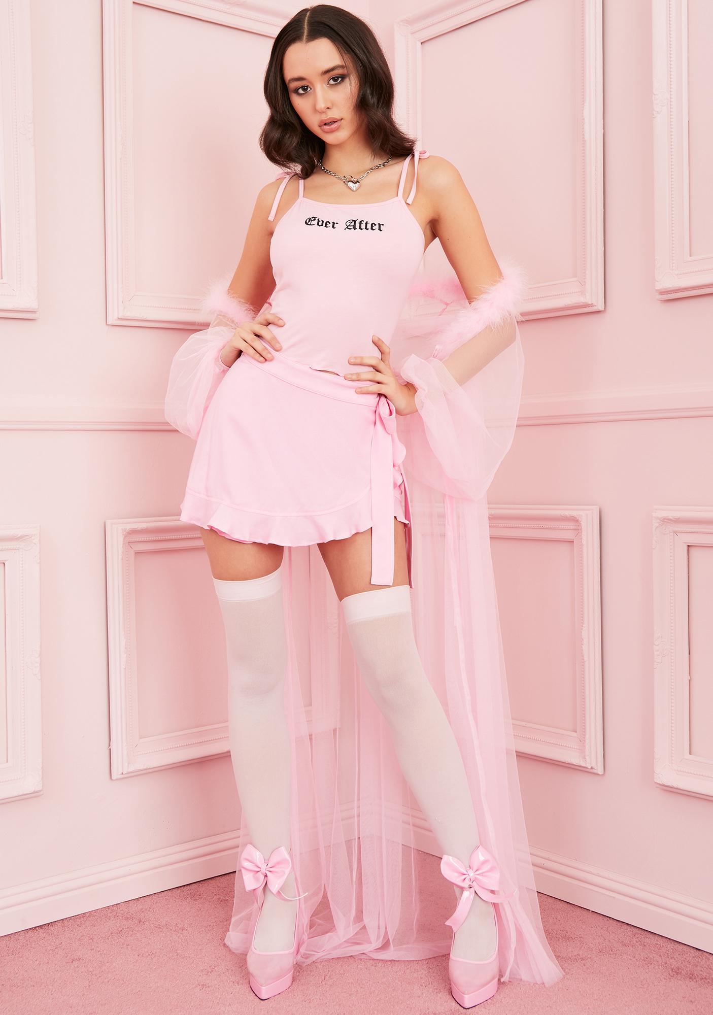 Sugar Thrillz Fairytale Ending Cami Tank
