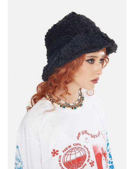 Slick Hot Head Sherpa Bucket Hat