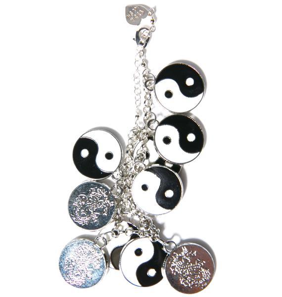 Vidakush Tao Charm Bracelet