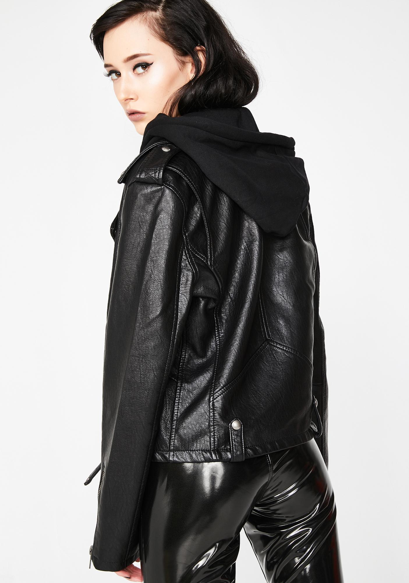 Blank NYC Neo Moto Jacket