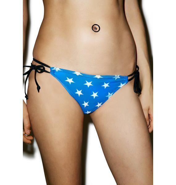 Chaser USA Bikini Bottoms