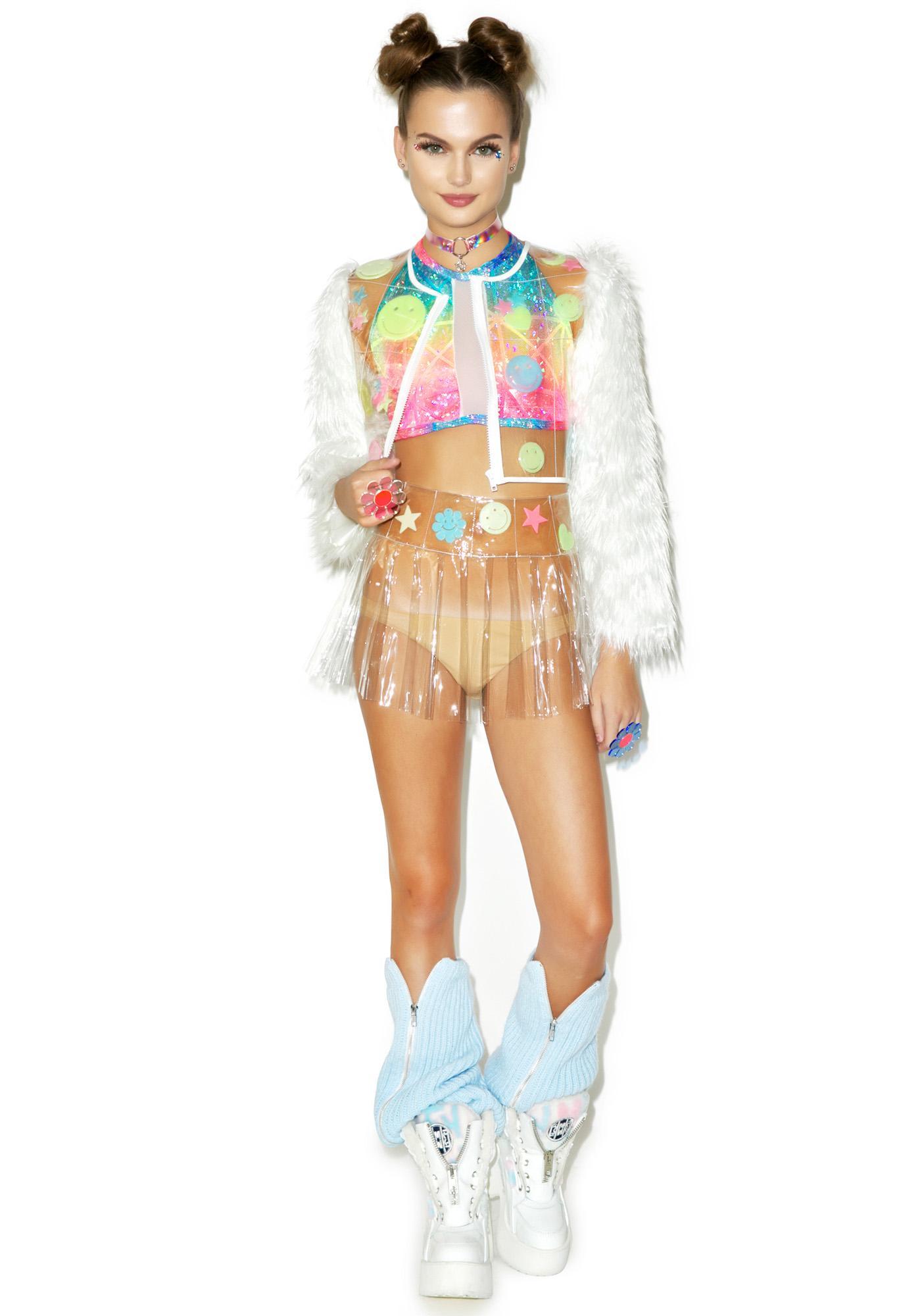 Rainbow Babe Cosmo Halter