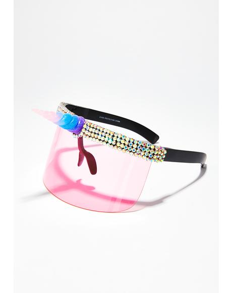 Unicorn Visor Shields