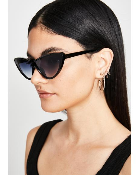 Hamptons Hangover Cat Eye Sunglasses