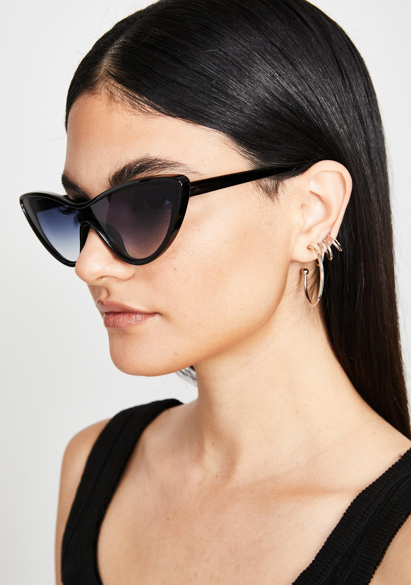 Hamptons Hangover Cat Eye Sunglasses