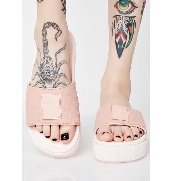 PUMA Platform Slide EP Sandals