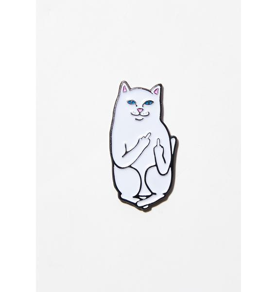 RIPNDIP DGAF Lord Nermal Pin