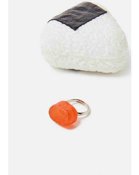 My Soymate Onigiri Ring Blind Box