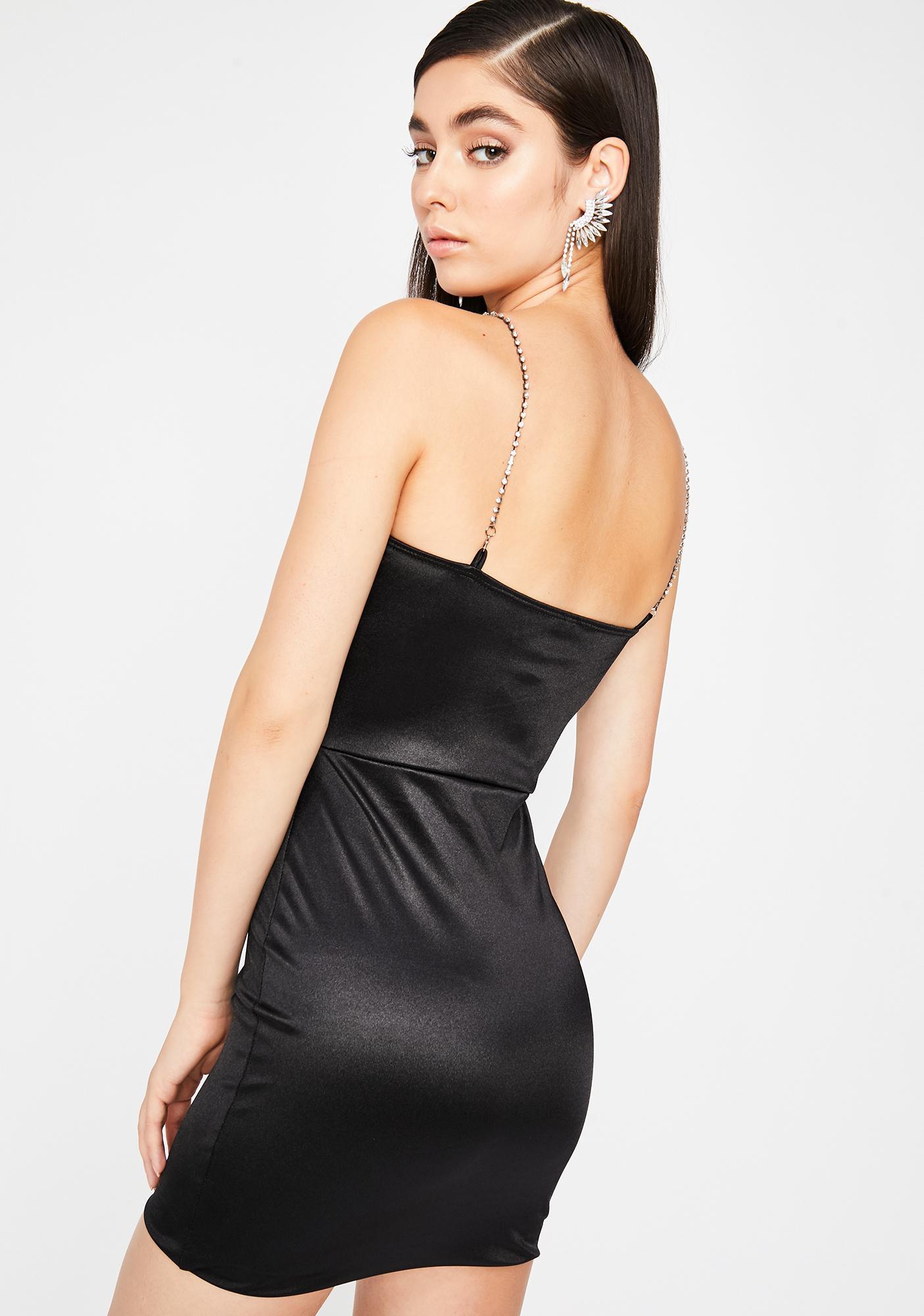 Please Me Or Leave Mini Dress