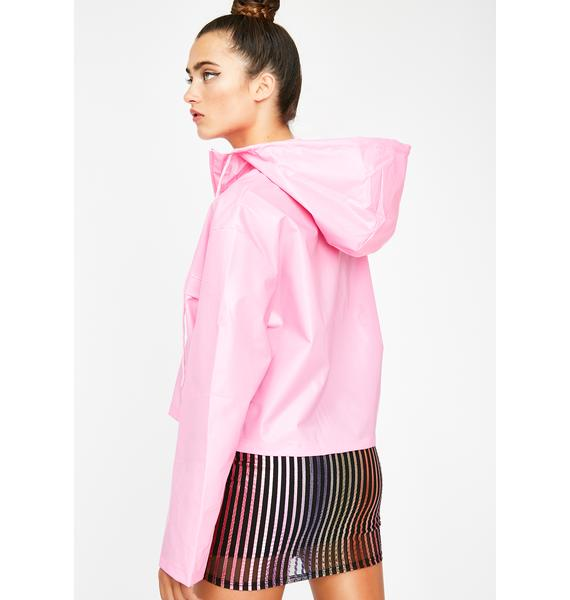 Make It Rain Zip Up Jacket